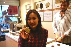 La journaliste Yoonsun Hur du magazine coréen ALLURE